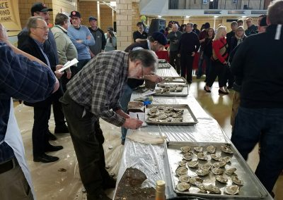oyster contest